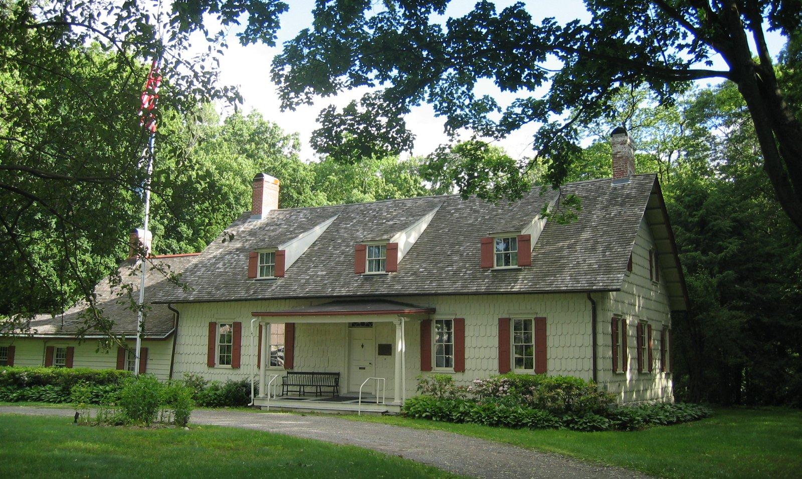 Madam Brett House